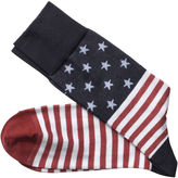 Johnston & Murphy Flag Socks