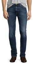 Nudie Jeans Lean Dean Deep Dark Indigo Skinny-Leg Jeans, Blue