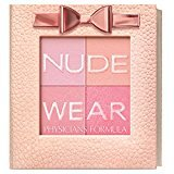 Physicians Formula Physician's Formula, Inc., Nude Wear, Glowing Nude Blush, Rose, 0.17 oz (5 g) - 2PC