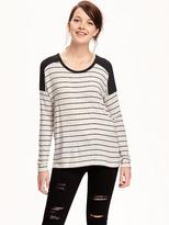 Old Navy Boyfriend Drapey Tee for Women