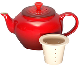 Le Creuset 22oz Small Teapot with Infuser