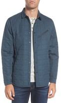 Jeremiah Men's Bixby Quilted Shirt Jacket
