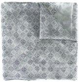 Hemisphere tie dye scarf - women - Silk/Cashmere - One Size