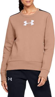 Under Armour Originators Cotton-Blend Fleece Sweatshirt