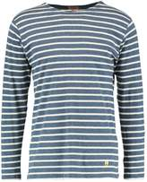 Armor Lux Mariniere Heritage Long Sleeved Top Blue