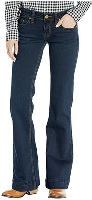 Rock and Roll Cowgirl Trousers in Dark Vintage W8-4138 (Dark Vintage) Women's Jeans