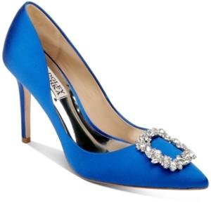 Badgley Mischka Cher Evening Pumps Women's Shoes