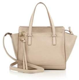 Salvatore Ferragamo Amy Mini Soft Leather Satchel