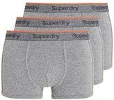 Superdry 3 Pack Shorts Dark Marl/dark Marl/dark Marl