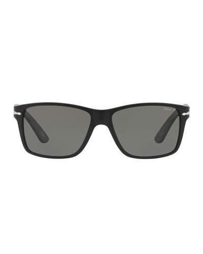 Persol Square Propionate Sunglasses