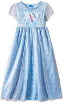Disney Disney's Frozen Elsa Girls 4-8 Nightgown