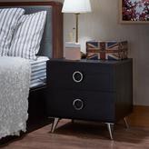 ACME Furniture Elms Nightstand Black