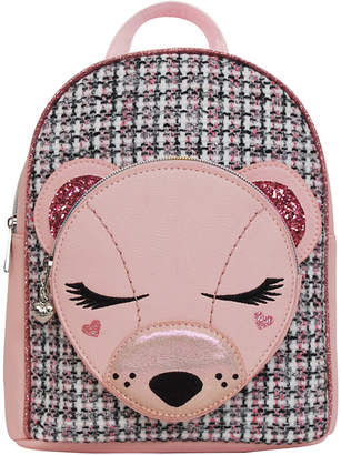 Omg! Accessories Classy Bear Critter Backpack