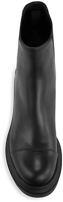 Stuart Weitzman Norah Lug-Sole Chelsea Boots