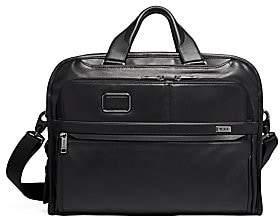 Tumi Men's Alpha Leather Portfolio Briefcase