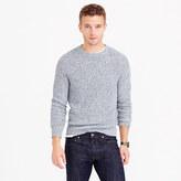 J.Crew Marled cotton crewneck sweater