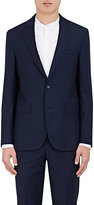Barneys New York Men's Fabio Checked Wool Two-Button Sportcoat
