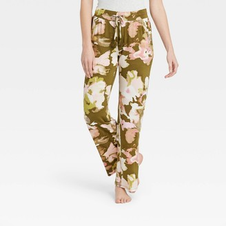 Stars Above Women's Floral Print Beautifully Soft Pajama Pants - Stars AboveTM