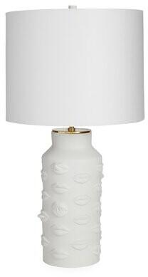 Jonathan Adler Gala Lips Table Lamp