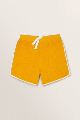 Seed Heritage Terry Toweling Shorts