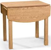 Asstd National Brand Breeland Drop Leaf Dining Table