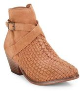 Free People Ventura Textured Ankle Boots