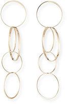 Lana Large Bond Hoop Drop Earrings