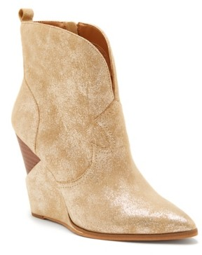 Jessica Simpson Hilrie Wedge Bootie