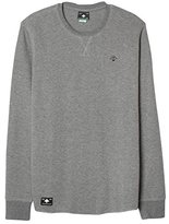 Lrg Men's Big and Tall Research Collection Heathered Thermal
