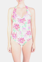 Marina Bouquet Floral Swimsuit
