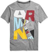 Armani Exchange Men's Logo Graphic-Print T-Shirt
