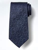 Banana Republic Two-Tone Floral Silk Nanotex® Tie