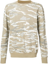 MHI camouflage top - men - Cotton - M