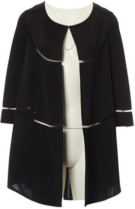 Gianluca Capannolo Black Synthetic Knitwear