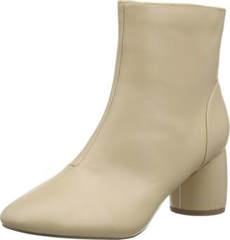 Dorothy Perkins Women's Addie Cylinder Heel Ankle Boot