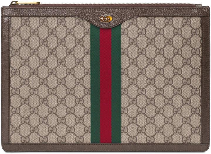 Gucci GG Supreme portfolio