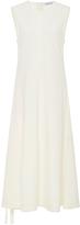 Proenza Schouler Wool Jersey Flared Dress