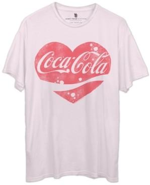 Junk Food Clothing Cotton Coca-Cola Heart T-Shirt