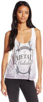 Metal Mulisha Junior's Elegance Graphic Tank