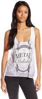 Metal Mulisha Junior's Elegance Graphic Tank