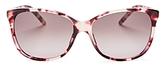 Marc Jacobs Square Sunglasses, 57mm