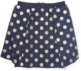 Molo Polka-Dot Skirt