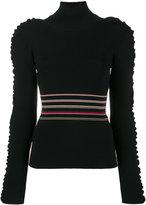 Roksanda Diona ruffled turtleneck sweater