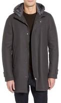 Herno Men's Wool Hooded Parka