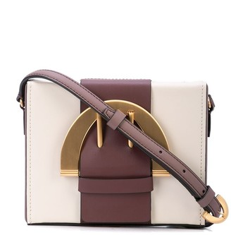 Zac Posen Biba buckle box crossbody bag
