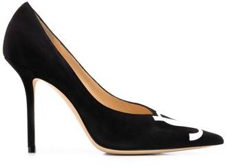 Jimmy Choo Love 85/JC high heel pumps