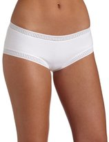 OnGossamer Women's Cabana Cotton Boyshort Panty