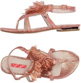 Lollipops Toe strap sandals - Item 11210426