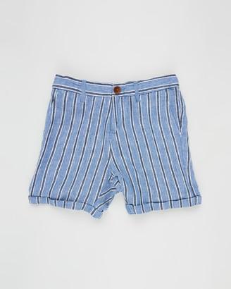 Scotch Shrunk Dressed Shorts - Teens