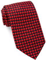 Tailorbyrd Silk Apples Tie
